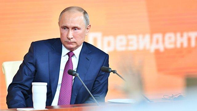 Государство поддержит НКО в сфере сохранения беременности, заявил Путин