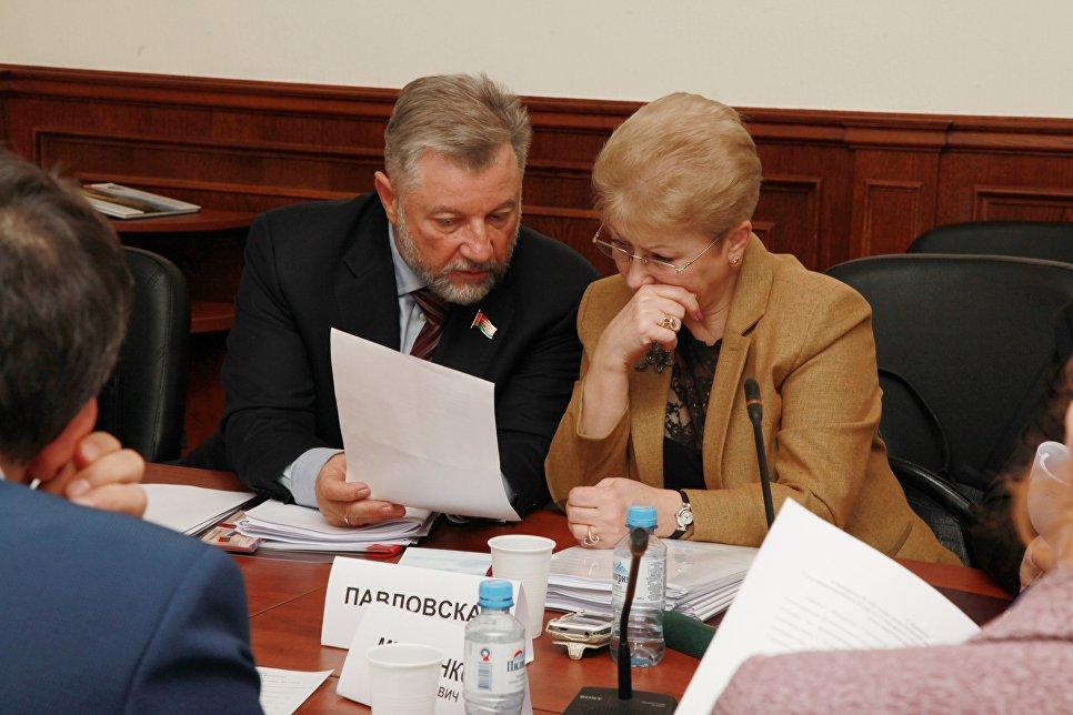 Заседание Комиссии Парламентского Собрания по бюджету и финансам