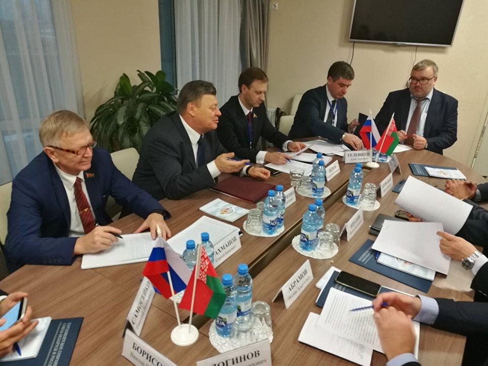 Научно-консультативный Совет при Парламентском Собрании Союза Беларуси и России