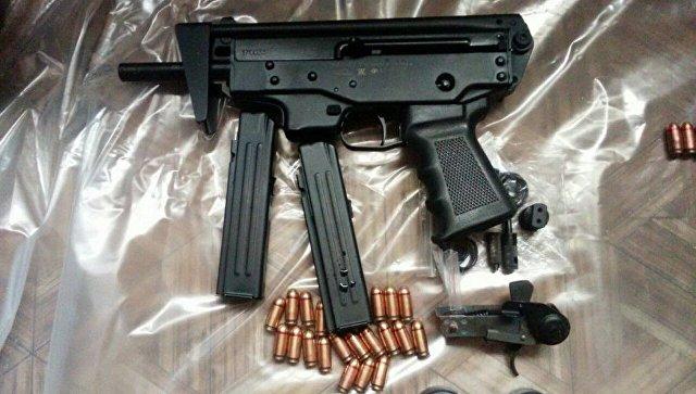 ФСБ РФ пресекла незаконный оборот оружия
