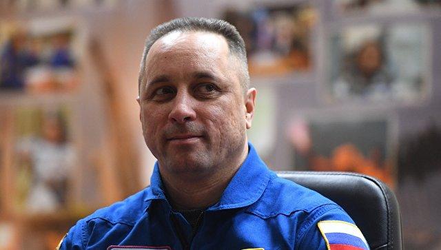 Космонавт Роскосмоса Антон Шкаплеров. Архивное фото