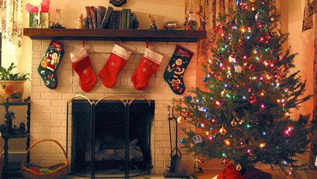 ВСША «криминальный Санта» застрял вдымоходе при попытке ограбления