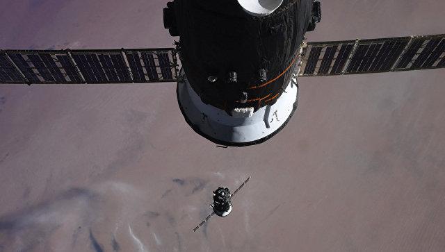 Экипаж корабля «Союз МС-07» перешел наборт МКС