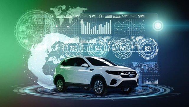 Цифровая платформа УАЗ