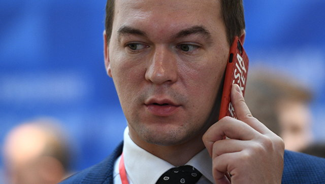 Михаил Дегтярев. Архивное фото