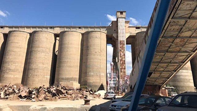 Завод в Сирии. Архивное фото
