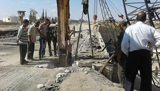 Строительство в Сирии