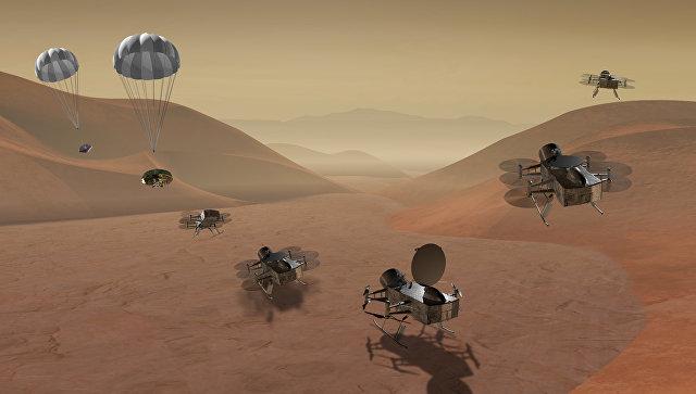 NASA может отправить миссию ккомете Чурюмова-Герасименко