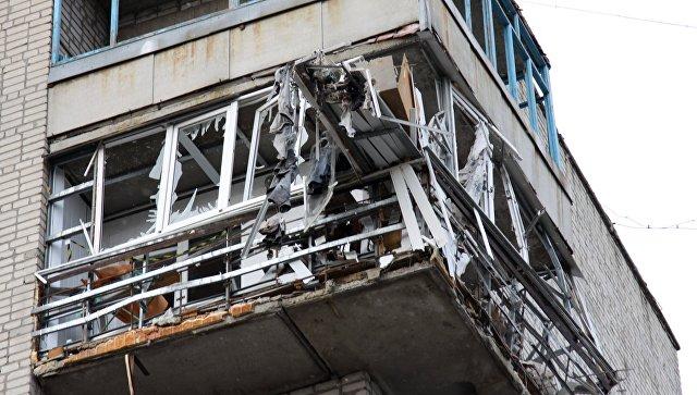 10 населенных пунктов ДНР попали под обстрелы ВСУ— Донбасс