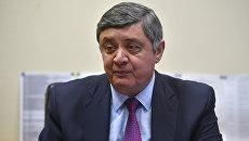 Спецпредставитель президента РФ в Афганистане, директор Второго департамента Азии МИД России Замир Кабулов. Архивное фото