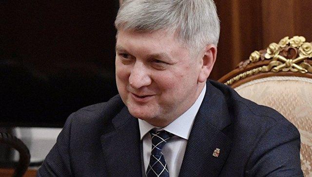 ременно исполняющий обязанности губернатора Воронежской области Александр Гусев. Архивное фото