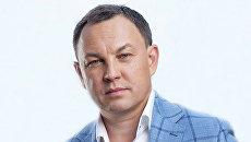 Глава НДВ Групп Александр Хрусталев