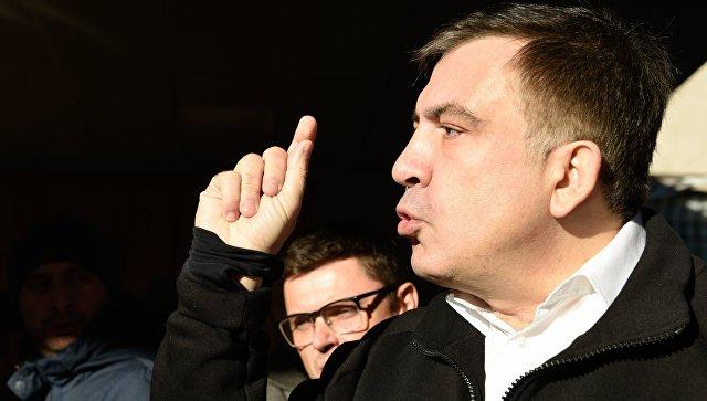 Украинцы считают политиками года Порошенко иСаакашвили— Опрос