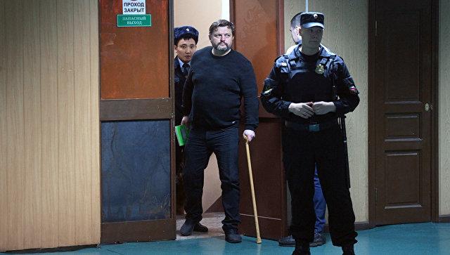 Никита Белых вновь госпитализирован в поликлинику  «Матросской тишины»