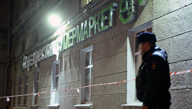 """В Петербурге пострадавшую при взрыве в """"Перекрестке"""" выписали из больницы"""