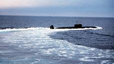 Подводная лодка проекта 661 Анчар. Архивное фото