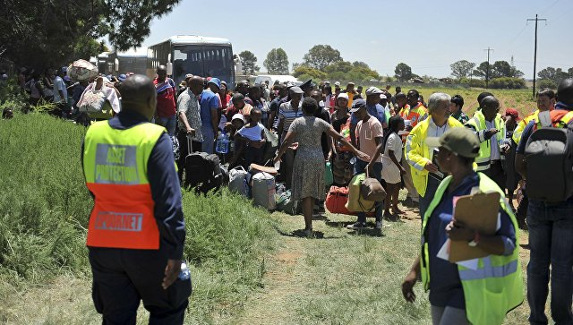Число пострадавших в железнодорожной аварии в ЮАР возросло до 260