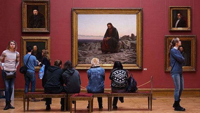 """Российские музеи присоединятся к международной акции """"Музейное селфи"""""""