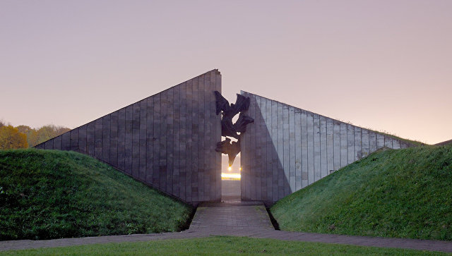 Мемориал Маарьямяэ в Таллине. Архивное