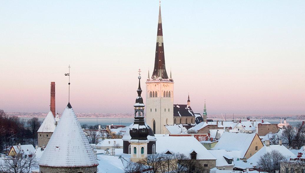 Правительство Эстонии резрешили строительство газопровода Balticconnector