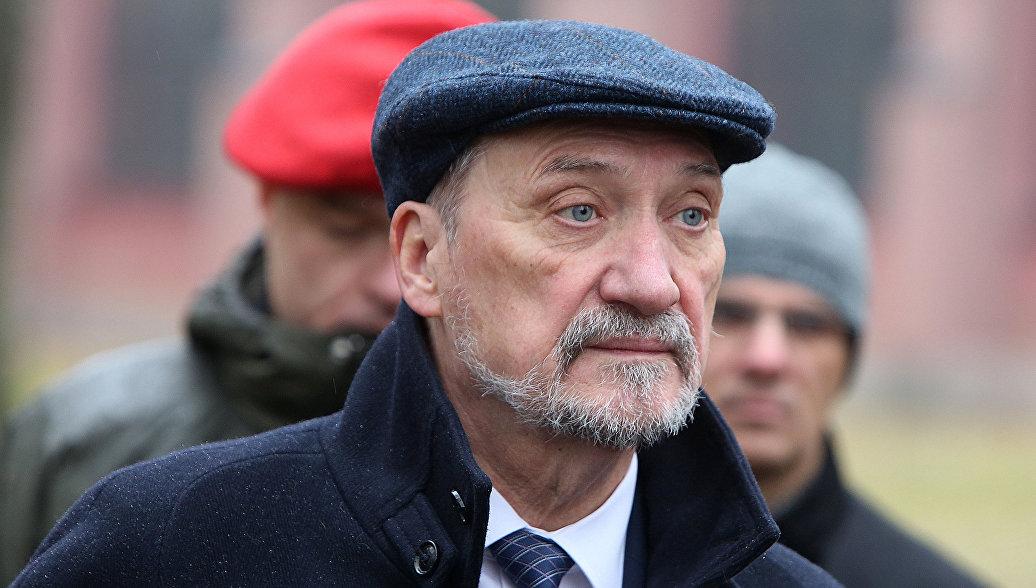 Мачеревич обвинил Россию и Германию в сговоре против Польши