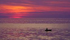 Индийский океан. Архивное фото