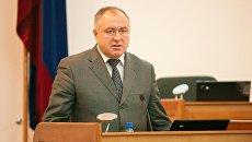 Заместитель руководителя Федерального агентства железнодорожного транспорта Евгений Луковников
