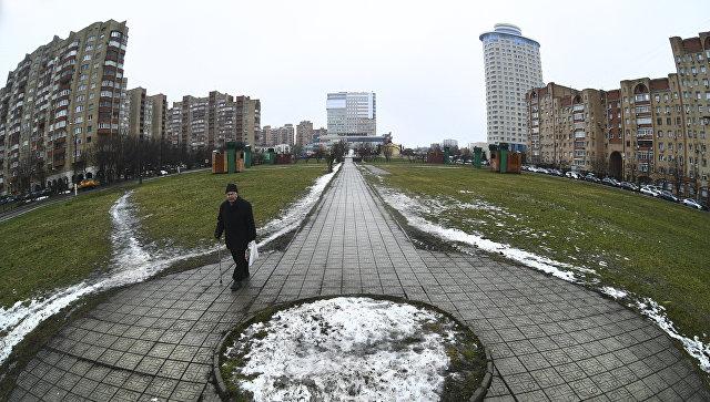 Текущая зима в Москве стала одной из самых теплых за десять лет
