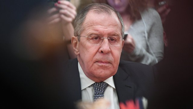 Лавров обсудил с представителем генсека ООН ситуацию в Ираке