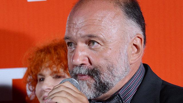 Писатель и сценарист Андрей Курков
