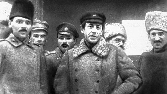 Главный атаман Директории Украинской Народной Республики Симон Петлюра. Архивное фото