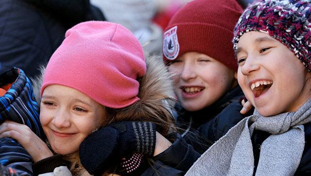 Исламский фонд помогает детям Казани, не разделяя на своих и чужих