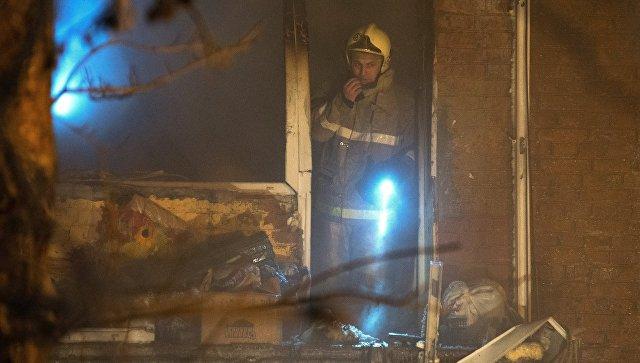 СК установил причину взрыва в омской пятиэтажке