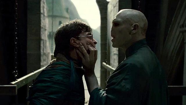 Кадр из фильма Гарри Поттер и Дары Смерти. Часть 1. Архивное фото
