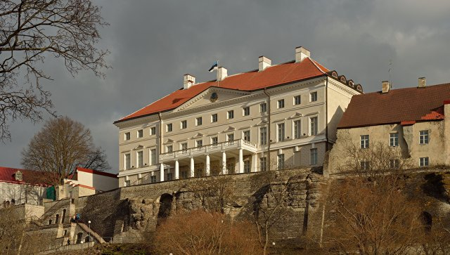 Дом правительство Эстонии