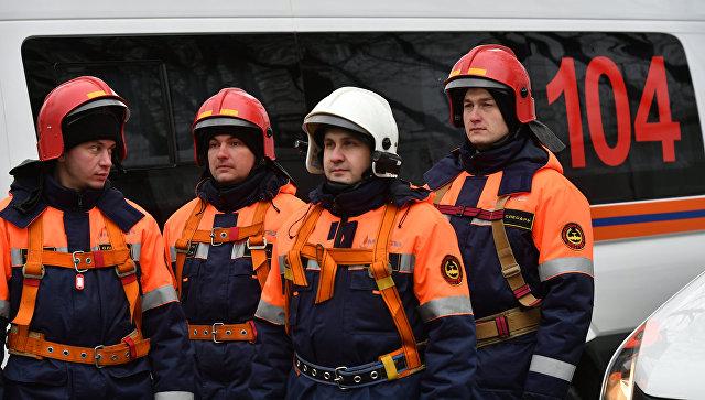 """В """"Мосгазе"""" опровергли сообщения о взрыве газа на юго-западе столицы"""