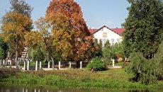 Посольство Российской Федерации в Литве. архивное фото