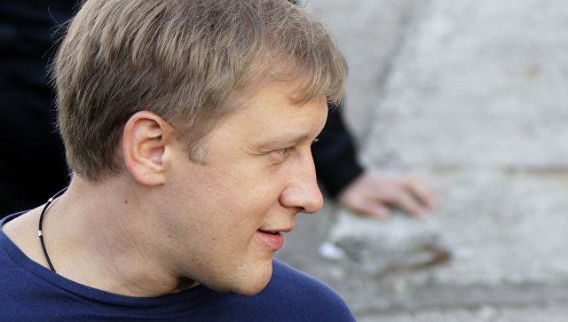 Актер Сергей Горобченко. Архивное фото