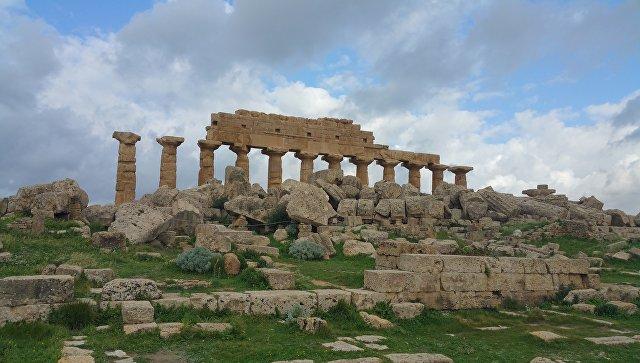 Археологический парк Селинунт