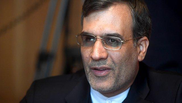 Богданов иАнсари обсудили подготовку к съезду нацдиалога Сирии
