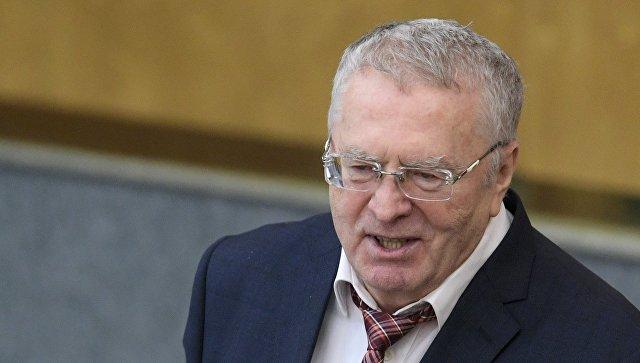 Жириновский пообещал «переехать» из Кремля, если победит на выборах