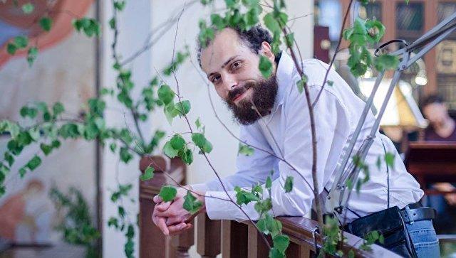 Бывший сотрудник православной службы Милосердие Георгий Великанов