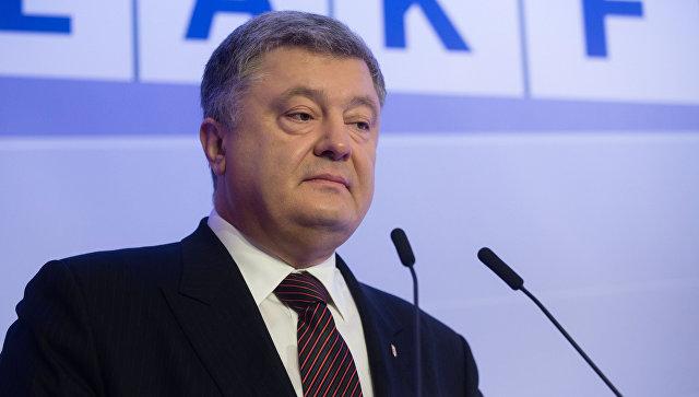 Суд в Киеве допросит Порошенко по делу Януковича в режиме видеоконференции