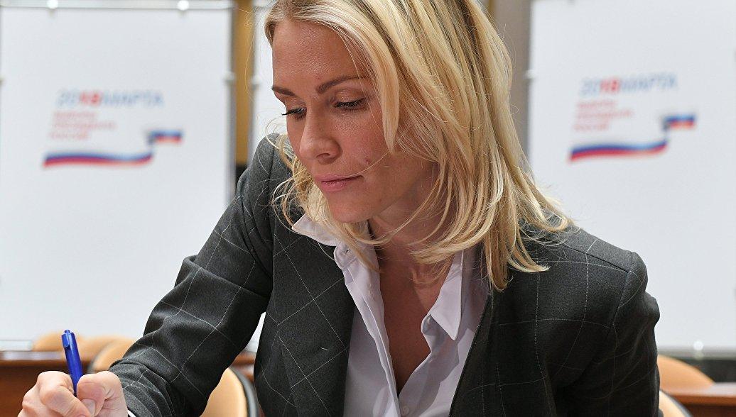 """В ЦИК ждут от Гордон объяснений, почему она назвала выборы """"фарсом и шоу"""""""
