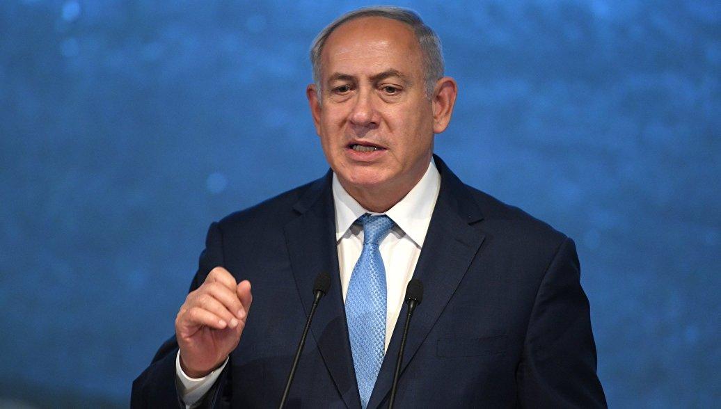Нетаньяху обсудил с Путиным атаку на ПВО Сирии