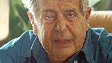 Израильский писатель Хаим Гури