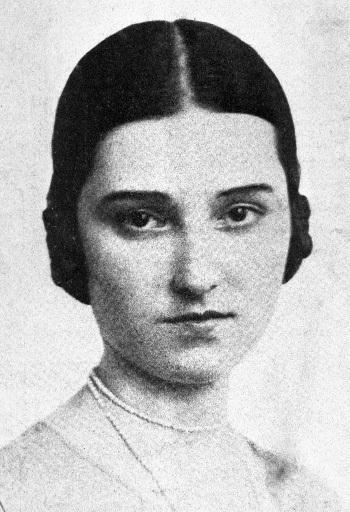 Мисс Россия 1930 года Ирина Вейтцель