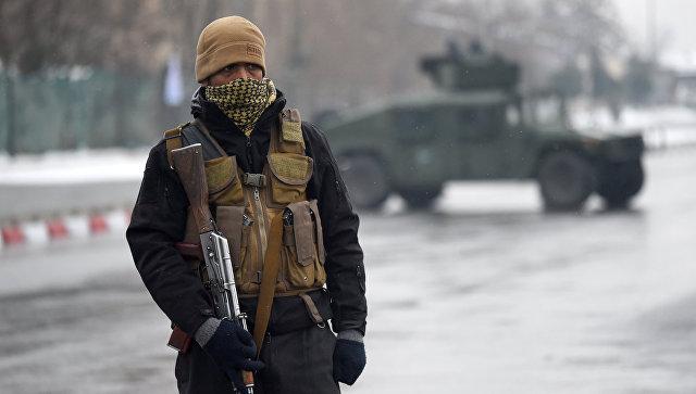 На юге Афганистана прогремел взрыв