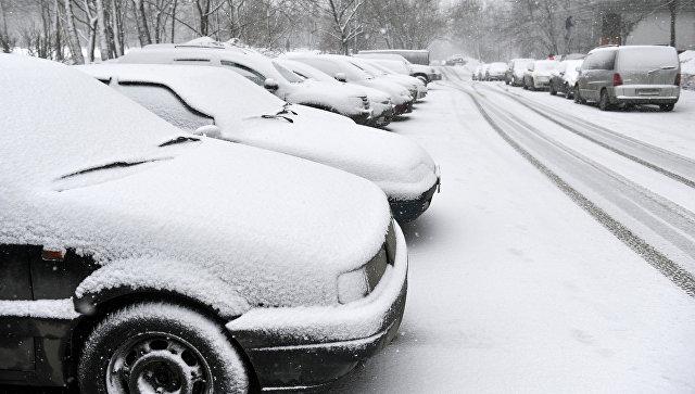 Плата запарковку в столицеРФ небудет отменена из-за снегопада— АМПП