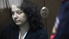 Врач-гематолог Елена Мисюрина в Мосгорсуде